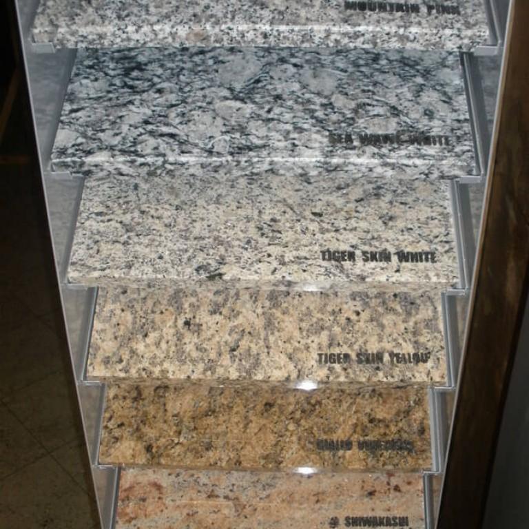 Vzorník kamenů